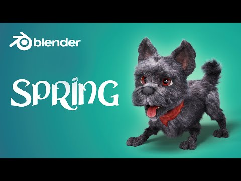Spring - Blender Open Movie