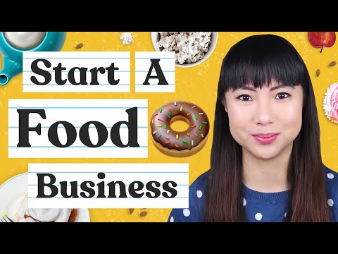 , title : 'Food Business 🥞🍩 How to Start One!
