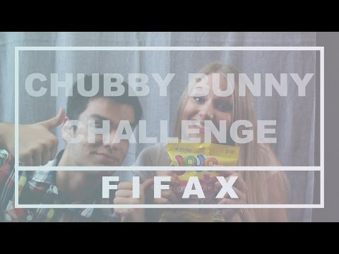 CHUBBY BUNNY CHALLENGE (ft. Kája)