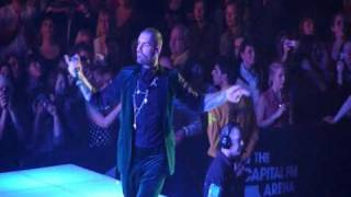 Boyzone - Right Here Waiting (live)  - Nottingham Arena 3/3/11
