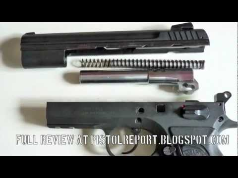 EAA Witness Steel Full Size 9/22 Combo - 9mm 22lr - Unboxing and Review. 999175