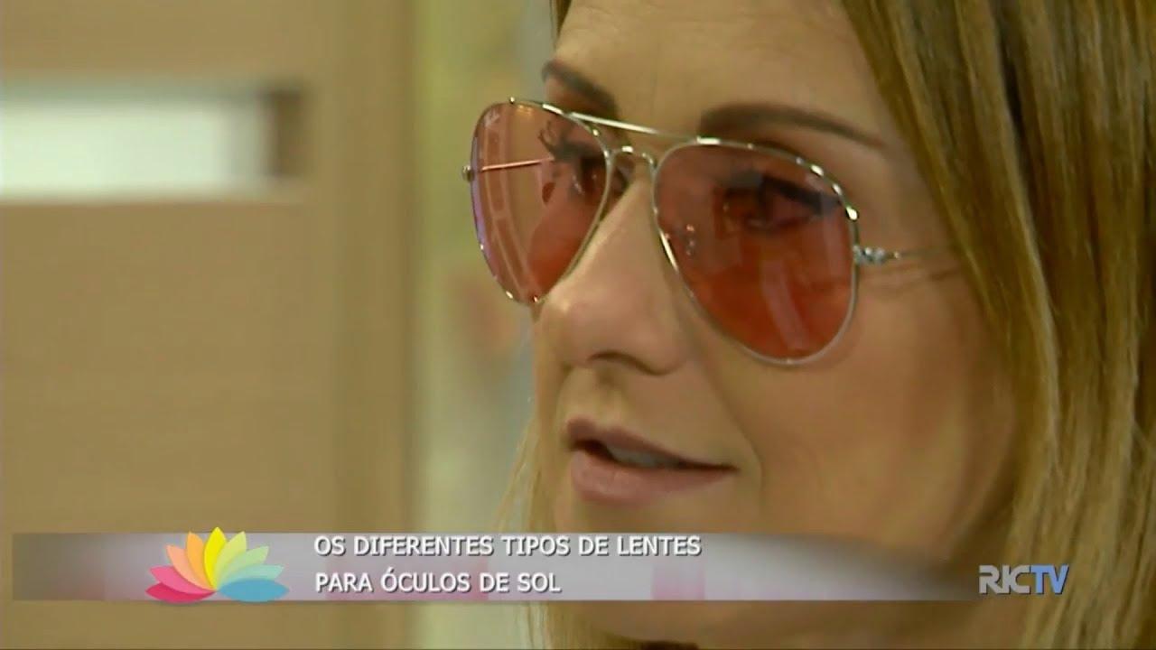 4bcdb0a3dbd2a Conheça os diferentes tipos de lentes para óculos de sol