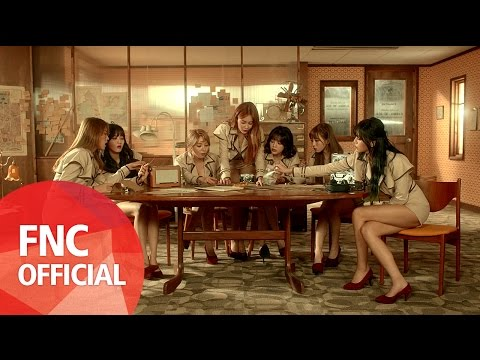 AOA - Excuse Me