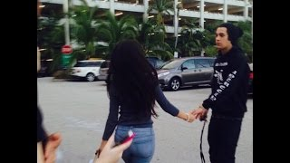 Austin Mahone & Camila Cabello     dying for your company    