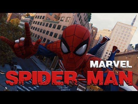 【漫威蜘蛛人】Marvel's Spider-man 第一章 full gameplay part.1