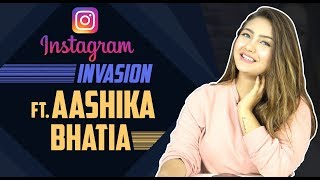 Aashika Bhatia's Instagram Invasion | Secrets, Backstory's & More | Exclusive
