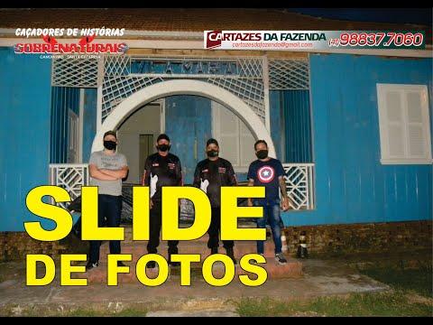 SLIDE FOTO - O ESCRAVO DO CASARÃO
