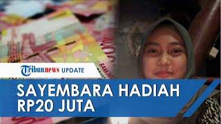 Viral Sayembara Berhadiah Rp20 Juta Bagi yang Berhasil Tangkap Wanita Pencuri di Pataruman Banjar