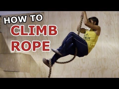 The Most Effective Ways To Climb A Rope
