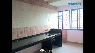 1 BHK,  Residential Apartment in Pandurang Industrial Area
