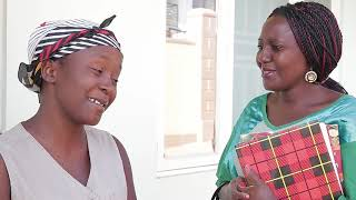 whose home work. Kansiime Anne. African comedy.