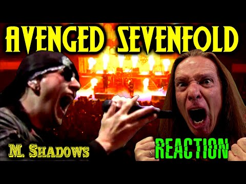 Vocal Coach Reacts To Avenged Sevenfold   Critical Acclaim   Live   Ken Tamplin
