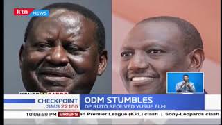 House Of Cards: ODM Stumbles, party lost in two by - elections