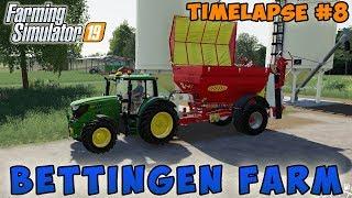 Farming simulator 19 | Bettingen Farm | Timelapse #04