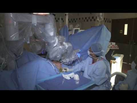 Dr. Mani Menon Explains Robotic Surgery