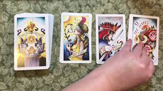 2018 Favorite Tarot And Oracle Decks