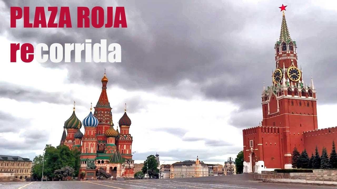Qué ver en la Plaza Roja de Moscú. Paseo expreso 5 min.