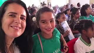 Lançamento 2019 dos Jornais Eco Kids no município de Jacobina (BA)