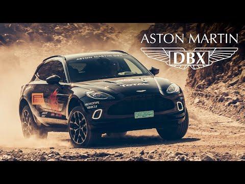 External Review Video WhgDi7fOiZ4 for Aston Martin DBX Crossover