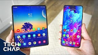 Samsung Galaxy Z Fold3 5G vs Samsung Galaxy S21 Ultra 5G - Why I Won't be Switching!