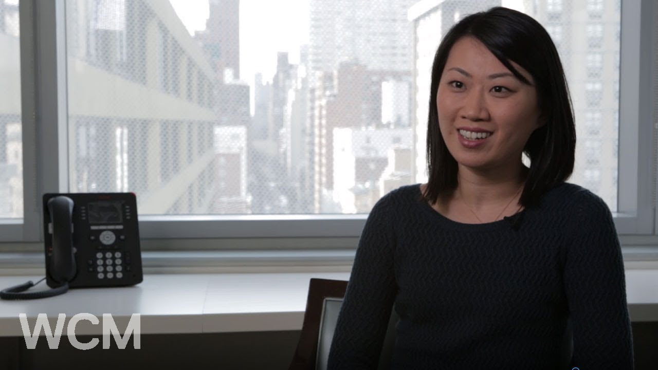 Patients drive her passion for lung disease research | Dr. Xiaoping Wu | Weill Cornell Medicine