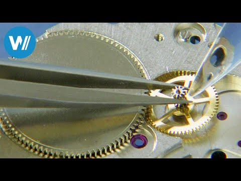 Das Geheimnis der Schweizer Uhren (360° - GEO Reportage)