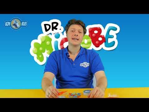 Dr. Microbe társasjáték - Gémklub
