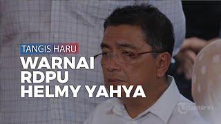 Tangis Warnai RDPU, Helmy Yahya: Saya Terlanjur Cinta dengan TVRI