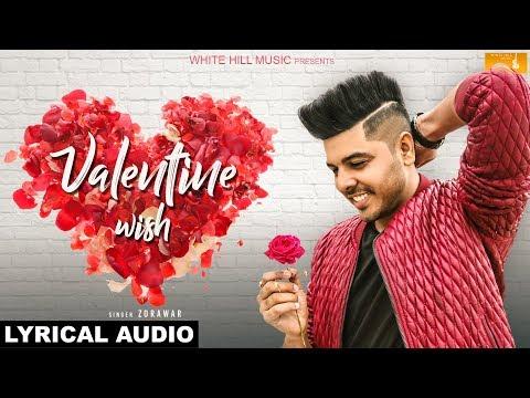 Valentine Wish Punjabi video song
