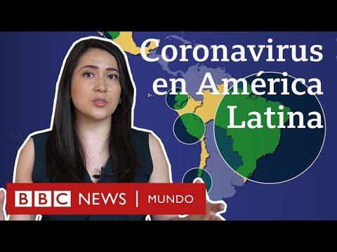 Cómo El Coronavirus Está Impactando a Los Países Latinoamericanos