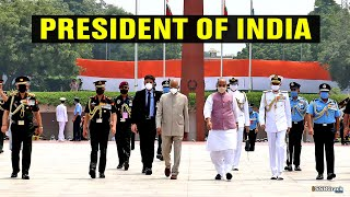 President of India Grand Entry 2020