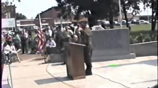 """Brummett Echohawk's """"Walk of Honor"""" Speech"""