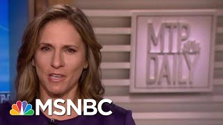 Mimi Rocah: Sondland's Motive Was To 'Protect The Republicans' | MTP Daily | MSNBC