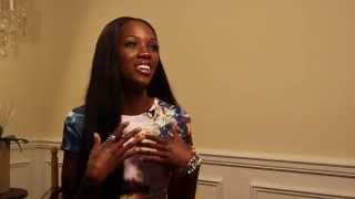 Shanice Williams Turks and Caicos Islands Miss Universe 2014 Official Interview