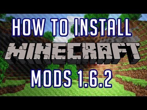 como descargar mods para minecraft 1.6.2 mac