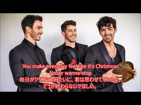洋楽 和訳 Jonas Brothers - Like It's Christmas