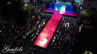 "Gentile Wedding fashion show ""Un Amore così Grande"""