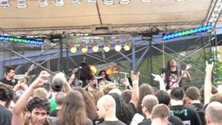 The Chasm - A Portal To Nowhere live at Maryland Deathfest