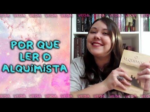 Por que ler O alquimista? (Resenha sem spoilers) - VEDA #8