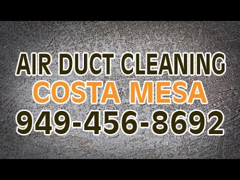 Schedule Today | Air Duct Cleaning Costa Mesa CA