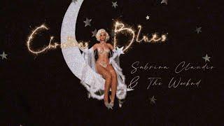 Sabrina Claudio & The Weeknd - Christmas Blues (Lyric Video)