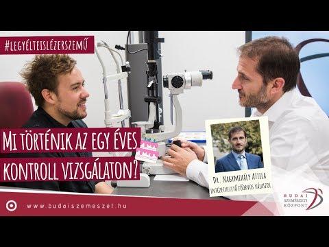 Hogyan lehet orvosi vizsgálatot látni rosszul