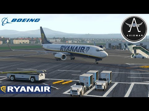 X-PLANE 11 30! Stansted to Cork - Ryanair ZIBO 737-800
