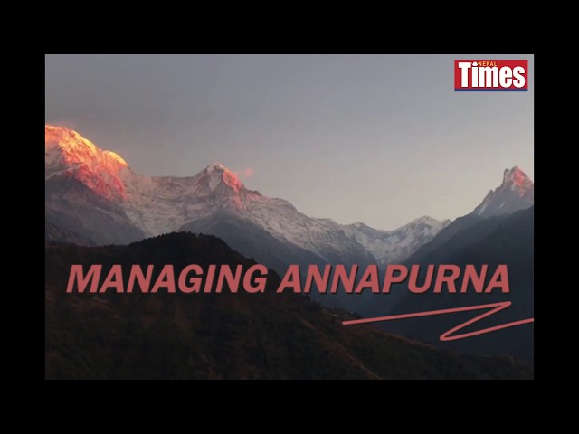 Municipalities want to manage Annapurna