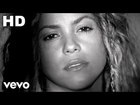No - Shakira (Video)