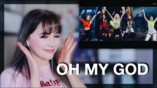 Red Velvet (레드벨벳)   Really Bad Boy (RBB) MV REACTION
