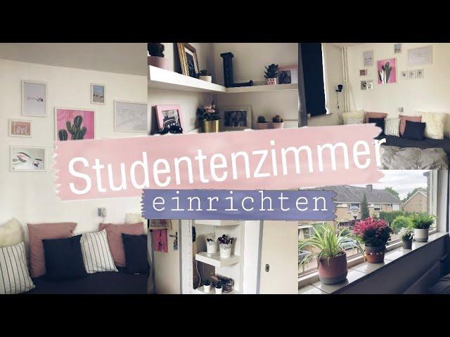 Studentenzimmer ᐅ Zimmer für Studenten  Ab 10,10€ p.P./Ü.