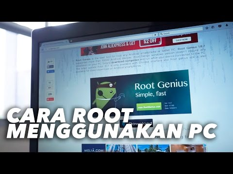 Cara Root Menggunakan PC Simple And Fast Mp3