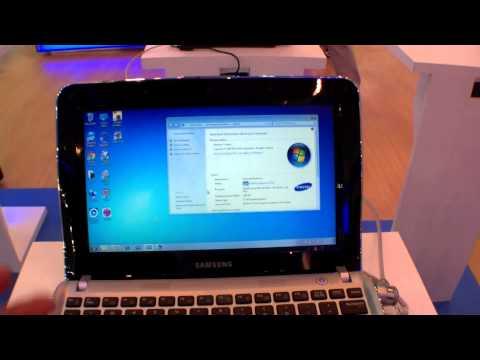 Samsung n100 display