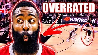 Better than Kobe? How James Harden is Becoming OVERRATED in the NBA